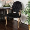 One Allium Way Belclaire Arm Chair