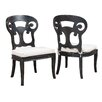 One Allium Way Louanne Side Chair (Set of 2)