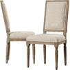 One Allium Way Mellina Side Chair (Set of 2)