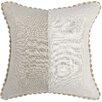 One Allium Way Champaign Linen Throw Pillow