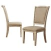 One Allium Way Philomena Upholstered Side Chair (Set of 2)