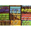 Beachcrest Home Wooden Crate Image Photographic Print on Canvas