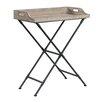 Beachcrest Home Edgewood Folding Tray Table
