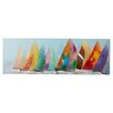 Beachcrest Home South Beach Painting Print on Wrapped Canvas