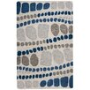 Beachcrest Home Esther Hand-Tufted Gray Area Rug