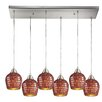 Beachcrest Home Roehampton 6 Light Kitchen Island Pendant