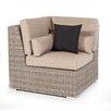 Beachcrest Home Sorrento Corner Chair With Cushion
