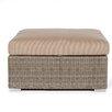 Beachcrest Home Sorrento Ottoman With Cushion