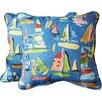 Beachcrest Home Ponce Indoor/Outdoor Throw Pillow (Set of 2)