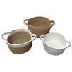 Beachcrest Home 3 Piece Jute Basket Set