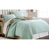 Beachcrest Home Haywood 3 Piece Solid Reversible Coverlet Set