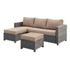 Beachcrest Home Queenstown Sectional with Cushions