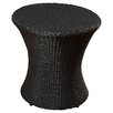 Beachcrest Home Grayling Wicker Side Table