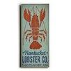 Beachcrest Home Nantuket Lobster Co Graphic Art