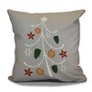 Beachcrest Home Decorative Holiday Geometric Print Throw Pillow