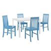 Beachcrest Home Indian Harbour 5 Piece Dining Set