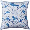 Beachcrest Home Kershaw Coastal Throw Pillow