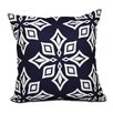 Beachcrest Home Rocio Beach Star Geometric Print Throw Pillow