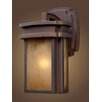 Loon Peak Carriage Club 1 Light Outdoor Wall Lantern
