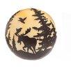 Loon Peak Decorative Light Up Moose Globe