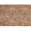 Trent Austin Design Edgewater Bricks Wall Mural