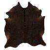 Trent Austin Design Oceanside Handmade Dark Brown Area Rug