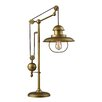 "Trent Austin Design Carovilli 32"" H Table Lamp with Bell Shade"