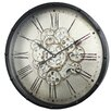 "Trent Austin Design 18"" Roman Numeral Gear Swall Clock"