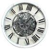 "Trent Austin Design Vintage 20"" Gear Wall Clock"