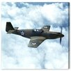 Trent Austin Design Airplanes 4 Painting Print on Wrapped Canvas