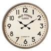 "Trent Austin Design 28"" Oversized Old Town Clocks Wall Clock"