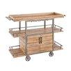 Trent Austin Design Knoll Vintage Bar Cart