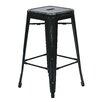"Trent Austin Design Edgewater 30"" Bar Stool (Set of 2)"
