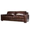 Trent Austin Design Lemon Grove Leather Sofa
