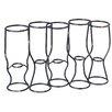 Trent Austin Design Dryfield 5 Bottle Tabletop Wine Rack