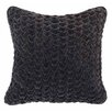 House of Hampton Jessica Cotton Velvet Throw Pillow