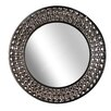 House of Hampton Jeweled Wall Mirror
