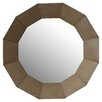 House of Hampton Prudence Dodecagon Wall Mirror