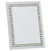 House of Hampton Magali Jeweled Mirror Picture Frame