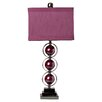"House of Hampton Jodie 27"" H Table Lamp with Rectangular Shade"