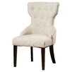 House of Hampton Slough Off-White Side Chair