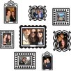 House of Hampton Deborah Picture Frame Wall Decal