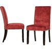 House of Hampton Wantage Parsons Chair (Set of 2)