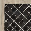 House of Hampton May Handmade Coal Area Rug