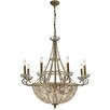 House of Hampton Goethe 14 Light Crystal Chandelier