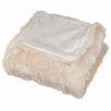 House of Hampton Oliver Faux Fur Throw Blanket