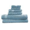 House of Hampton Luxury 6 Piece Towel Set