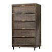 House of Hampton Alsager 5 Drawer Chest
