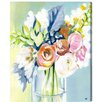House of Hampton Wednesday Favorites Painting Print on Wrapped Canvas