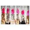 House of Hampton Lipstick Collection Graphic Art on Wrapped Canvas
